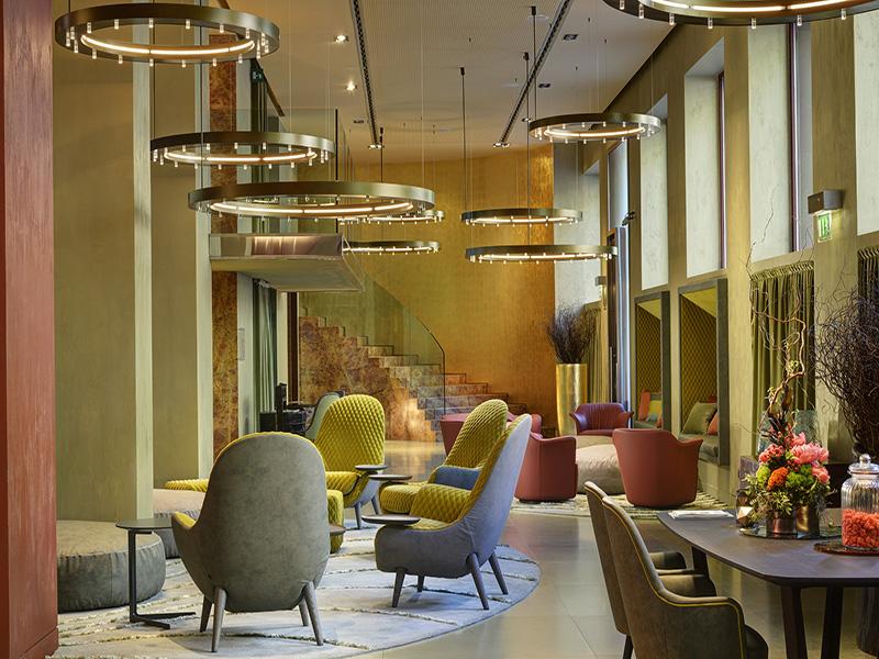 Hotel congressuale milano zona for Boutique hotel milano navigli