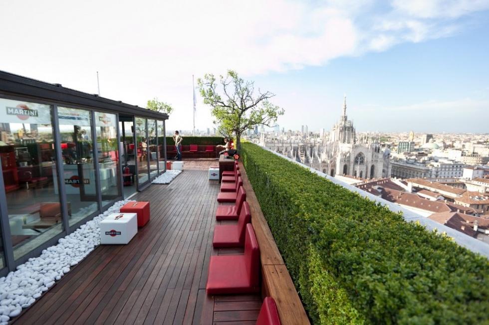 Terrazza Panoramica nel Centro Storico di Milano