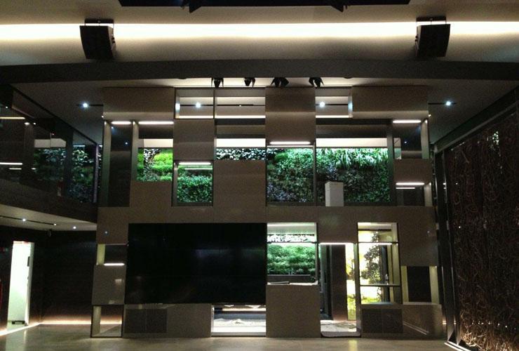 spazio luxury design