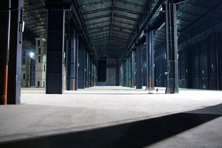 spazio espositivo in bicocca milano