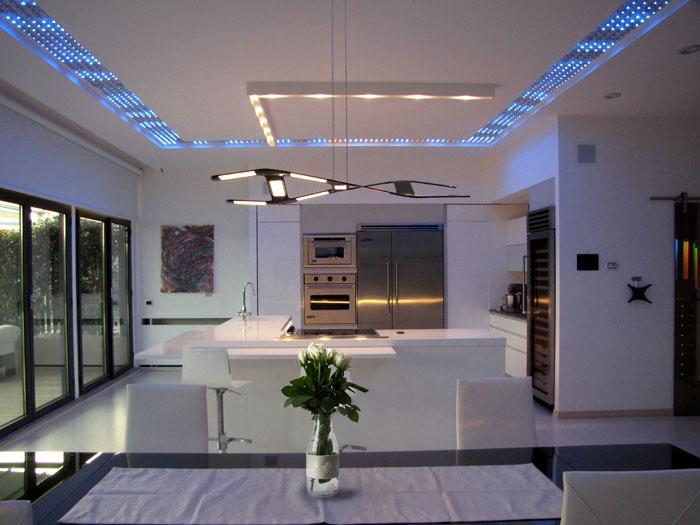 Loft bicocca con terrazza for Showroom bagni milano