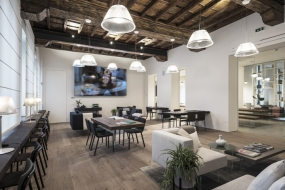 Loft Design in Cairoli